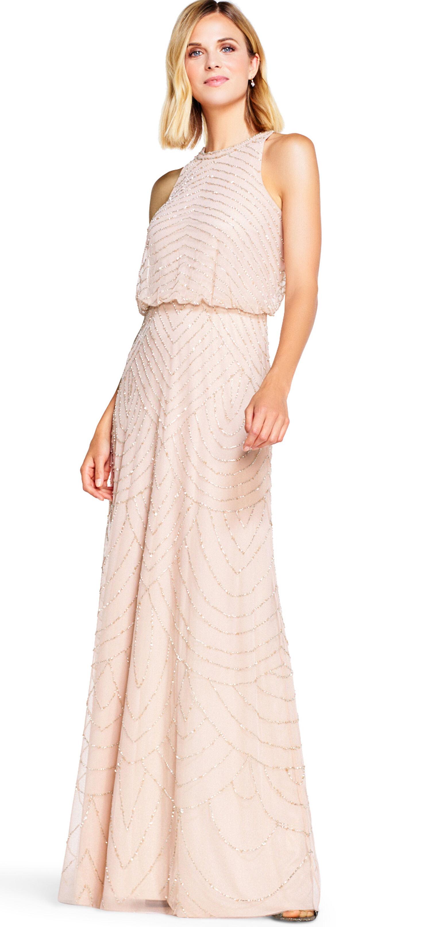 Bridal Shower Dresses Adrianna Papell