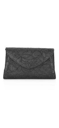 Seta Lace Envelope Clutch