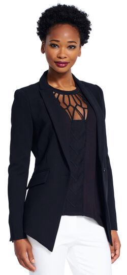 Essential Black Blazer