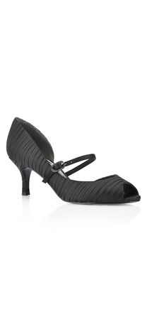 Janet Peep Toe Mary Jane Pump