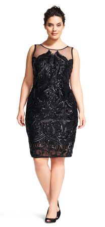 All Plus Dresses Adrianna Papell