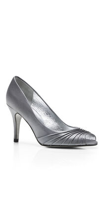 Farrel Peep Toe Pump