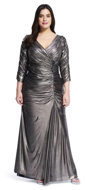 Liquid Jersey Gown $329.00 AT vintagedancer.com
