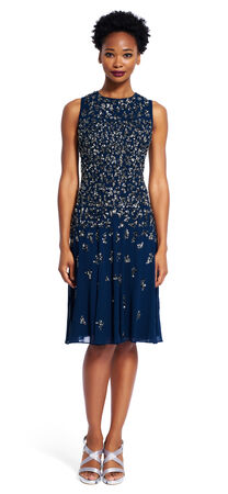 Flared Cocktail Dress