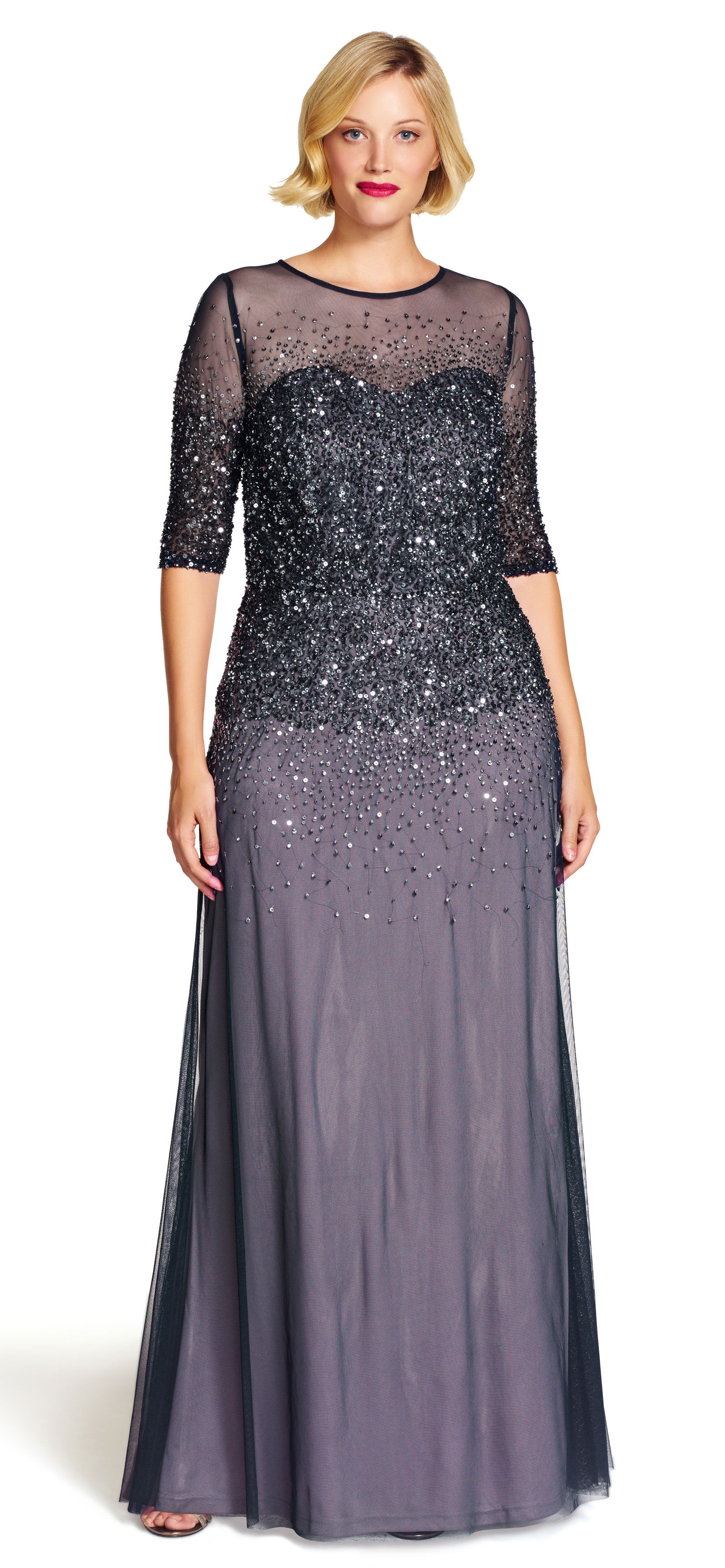 Plus size 1920 s formal dresses
