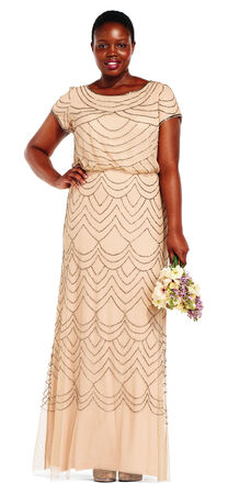 Plus Size Gowns | Adrianna Papell