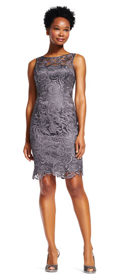 Womens Lace Dresses Adrianna Papell