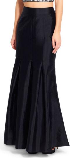 Taffeta Mermaid Skirt