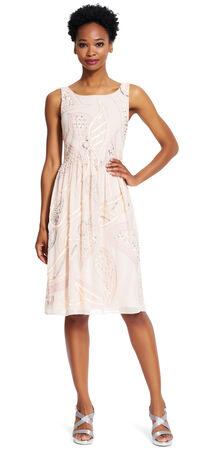 Midi Beaded Party Dress