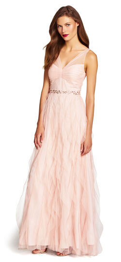 Tulle Ball Gown