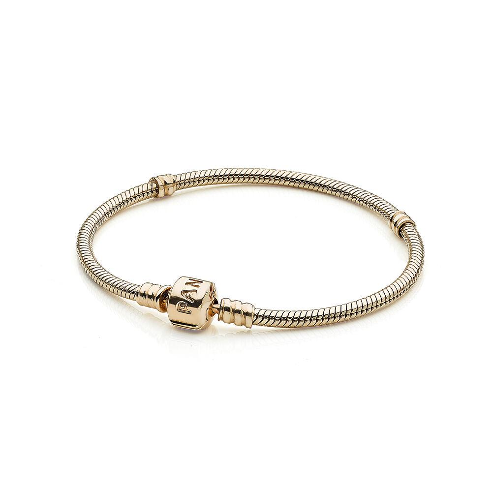 14k gold charm bracelet pandora jewelry us