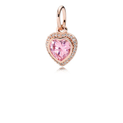 Sparkling Love, PANDORA Rose™ & Pink & Clear CZ
