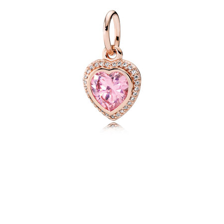 Sparkling Love, PANDORA Rose™ & Pink & Clear CZ