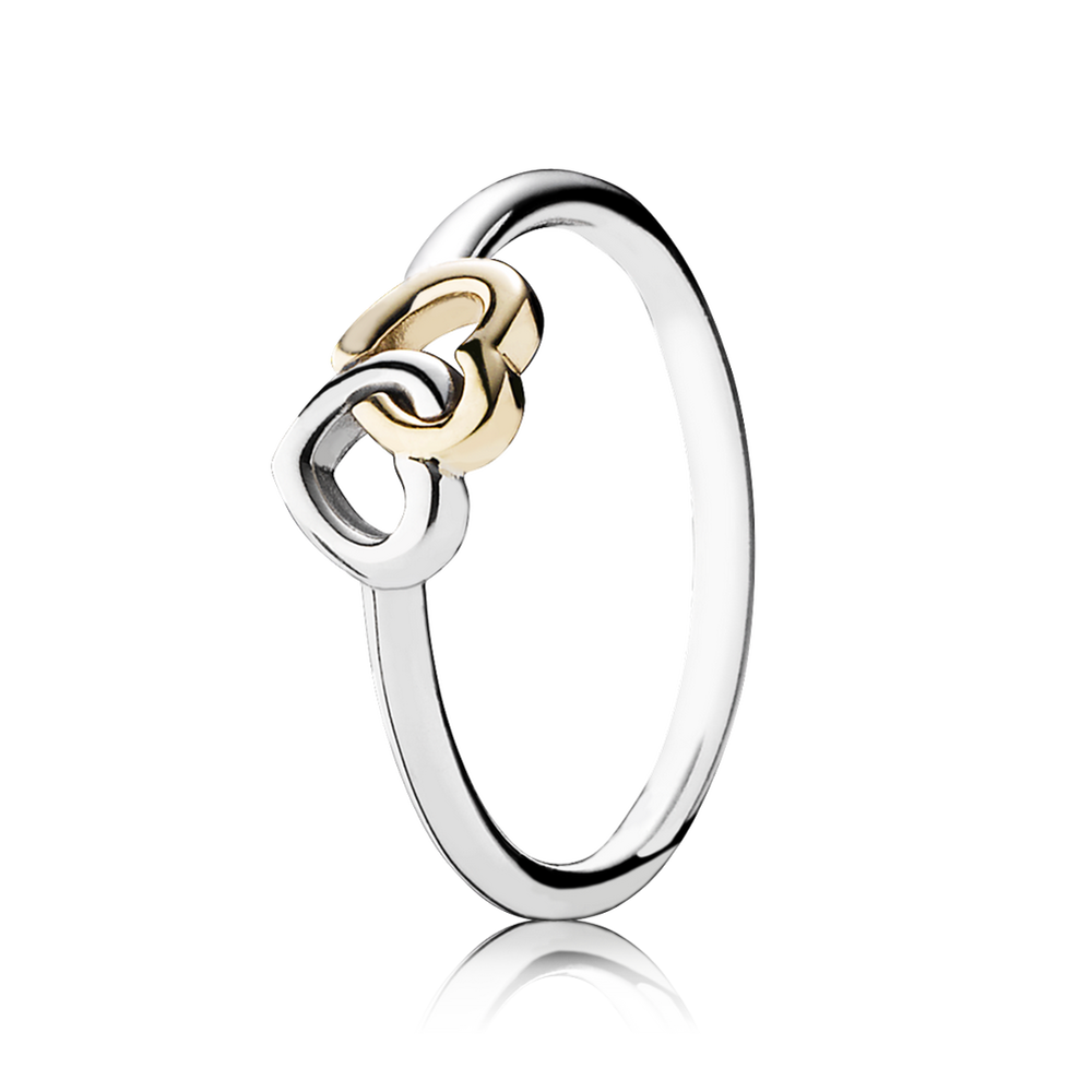 Heart To Heart Ring Pandora Jewelry Us