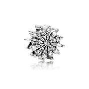 Ice Crystal, Clear CZ