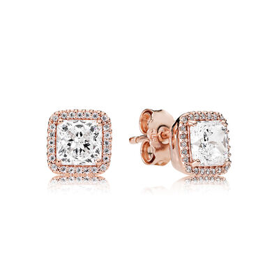 Timeless Elegance, PANDORA Rose™ & Clear CZ