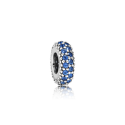 Inspiration Within Spacer, Blue Crystal