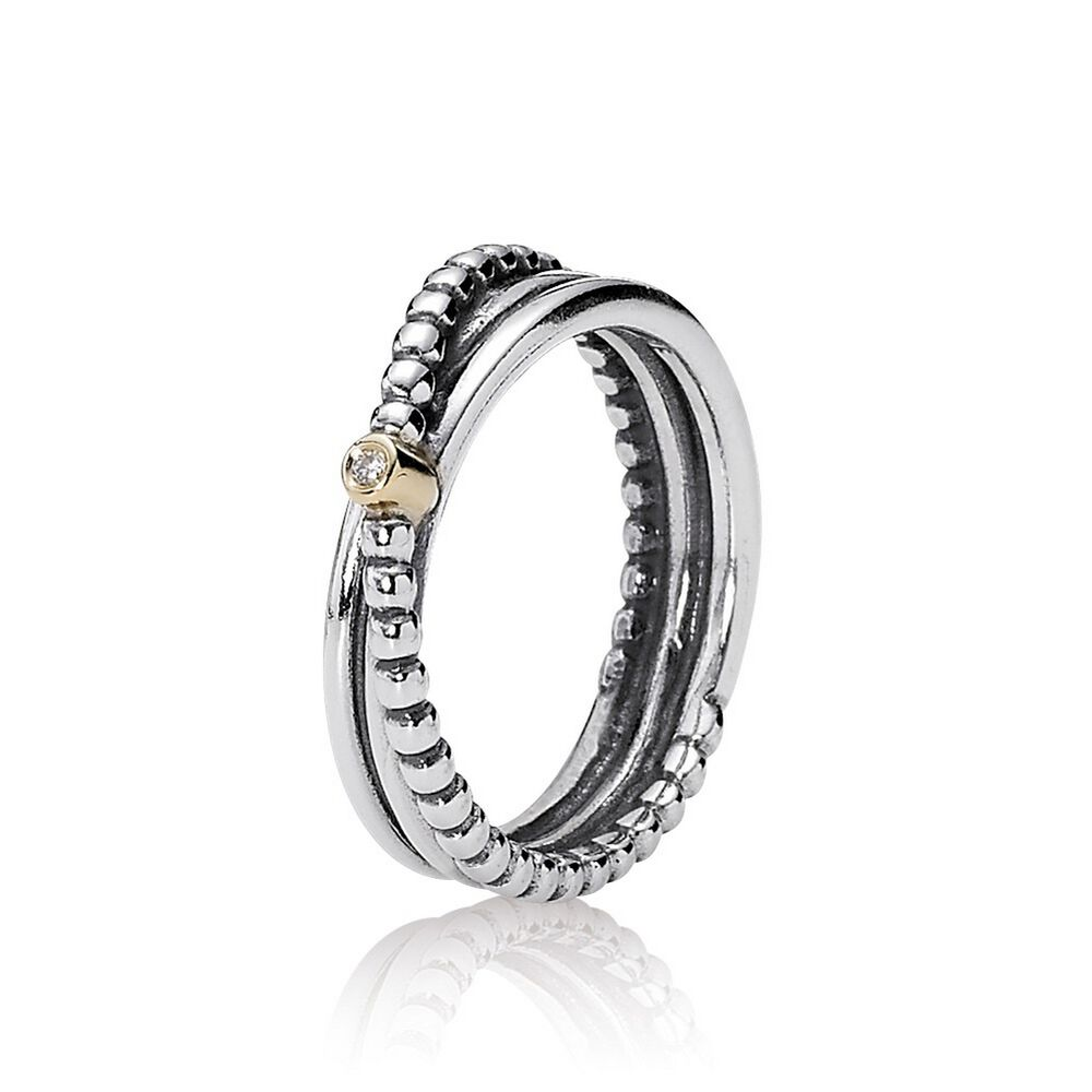 rising star stackable ring diamond pandora jewelry us. Black Bedroom Furniture Sets. Home Design Ideas