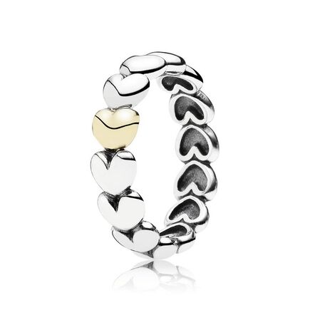 My One True Love Stackable Ring