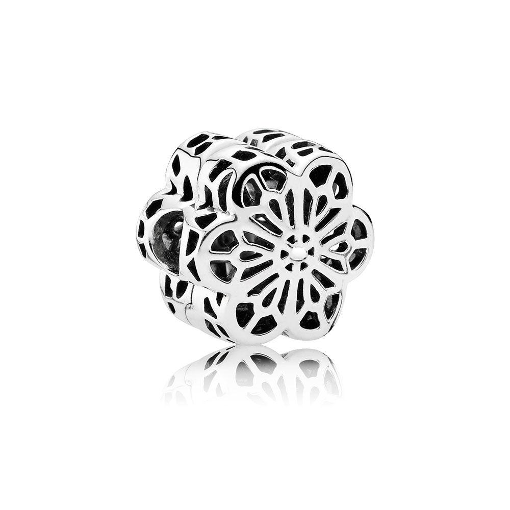 Floral Daisy Lace Pandora Jewelry Us