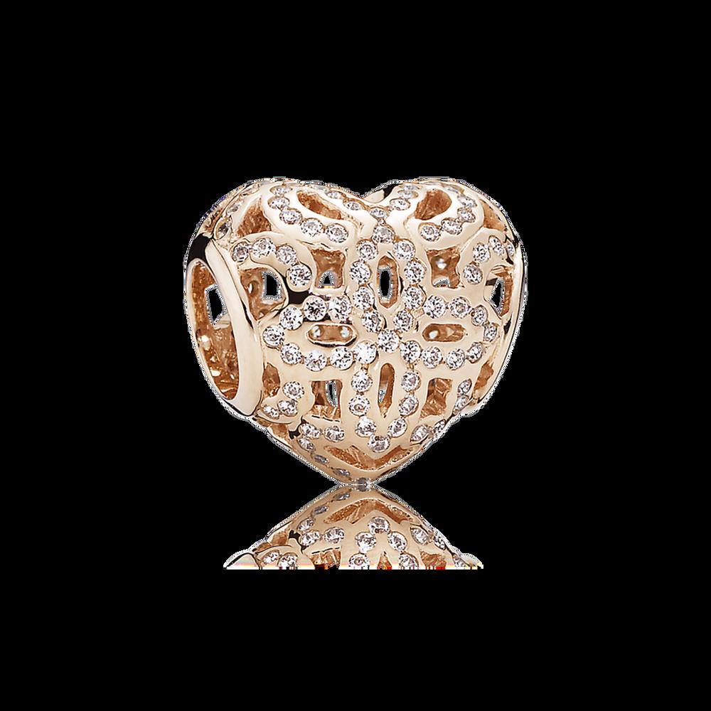 love appreciation pandora rose clear cz pandora jewe. Black Bedroom Furniture Sets. Home Design Ideas