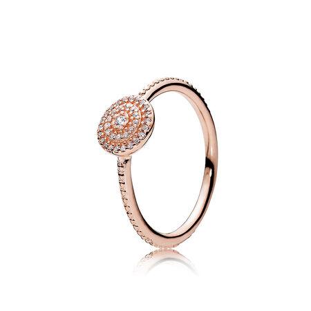 Radiant Elegance, PANDORA Rose™ & Clear CZ