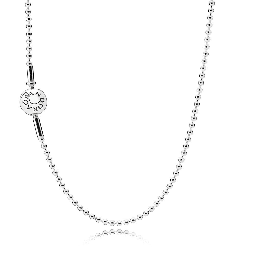 pandora essence collection beaded necklace pandora jewelry