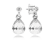 Geometric Drops, Clear CZ