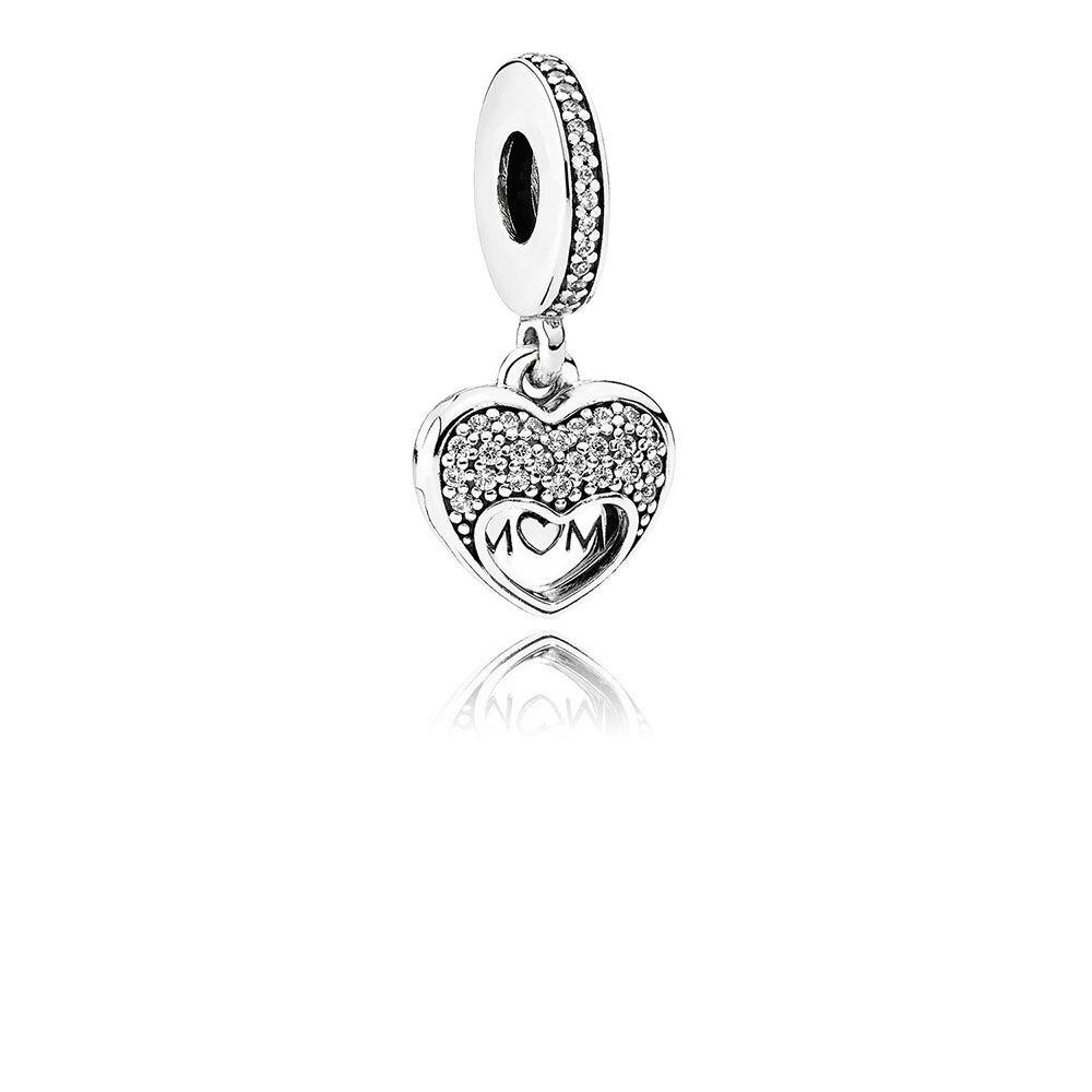 I Love My Mom Charm Gift Set Pandora Jewelry Us