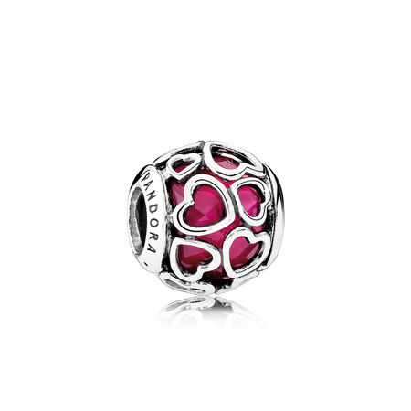 Cerise Encased in Love, Cerise Crystal