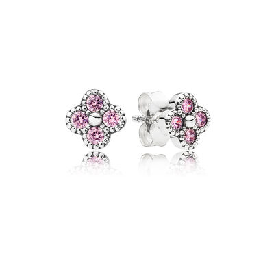 Oriental Blossom, Pink CZ