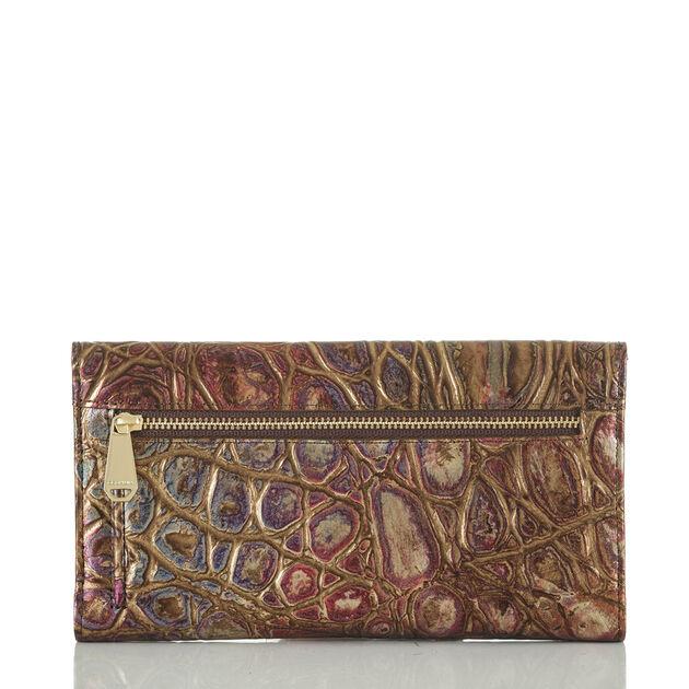 Soft Checkbook Wallet Akita