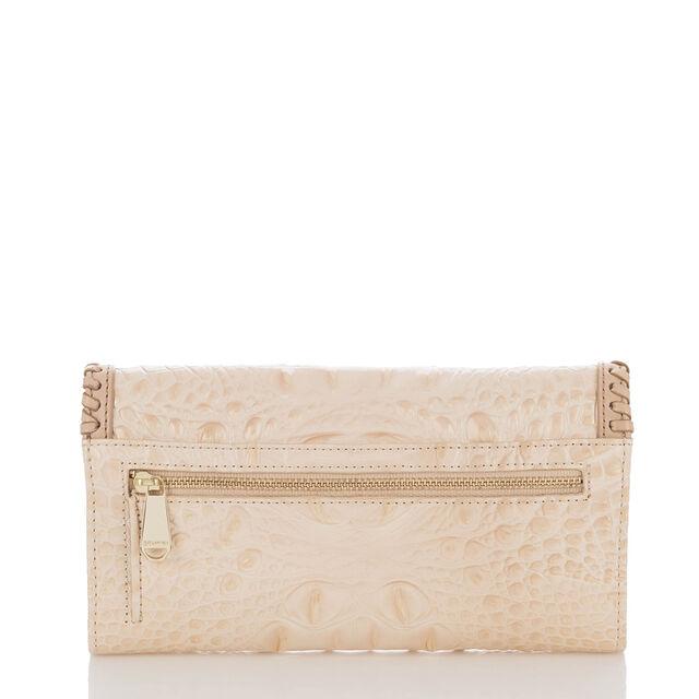 Soft Checkbook Wallet Sunglow Dalton, Sunglow, hi-res