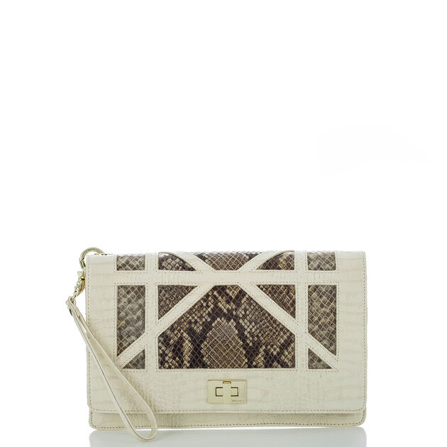 Lily Pouch Gold Sumatra, Gold, hi-res