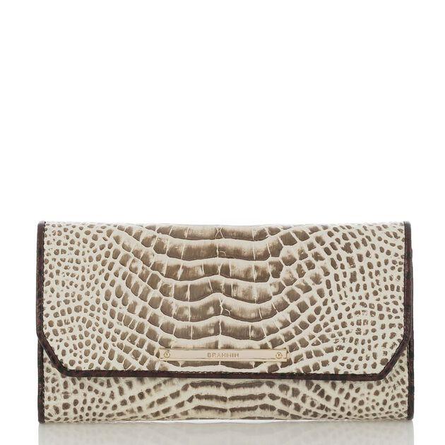 Soft Checkbook Wallet Rhodes, , hi-res
