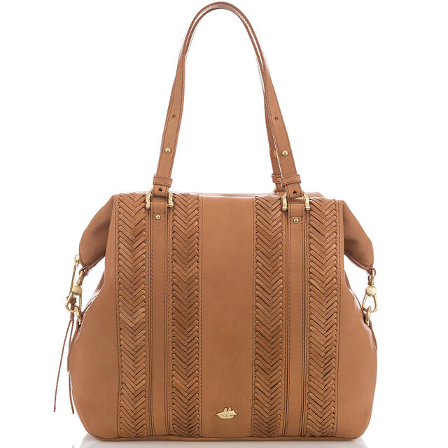 Delaney Tote Tan Knoxville, Tan, hi-res