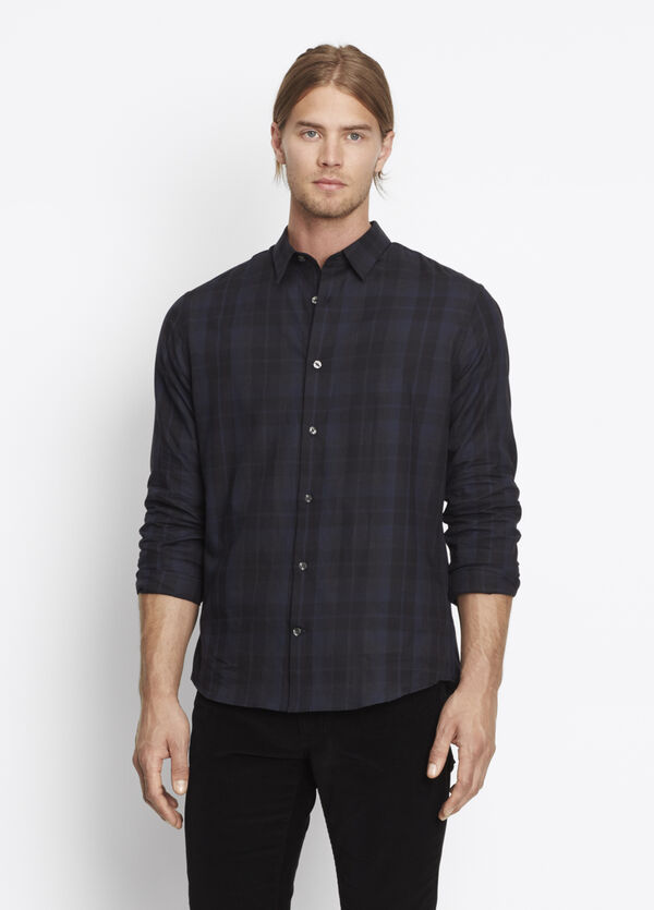 Lightweight Flannel Plaid
