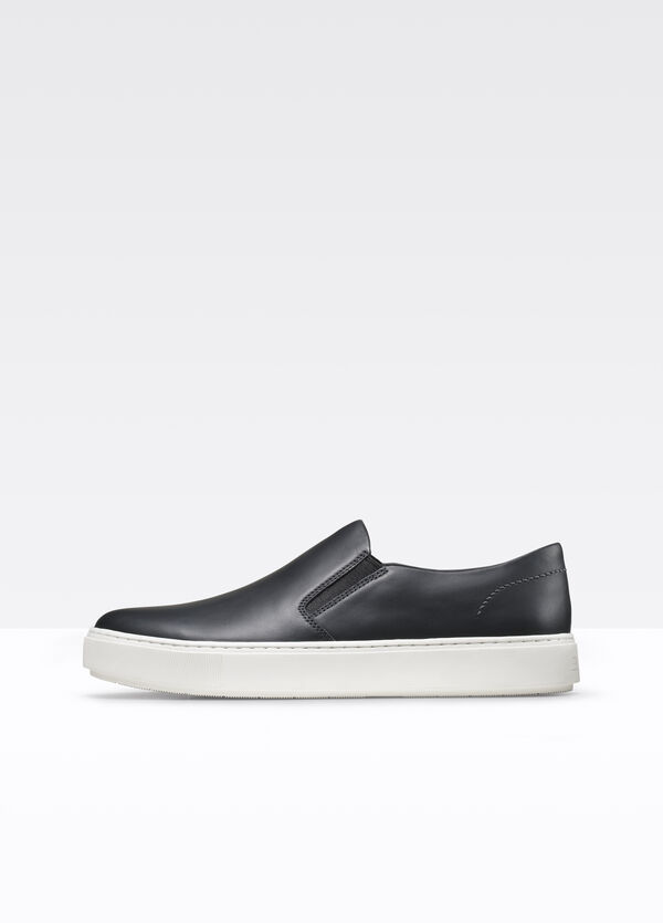Levi Leather Sneaker