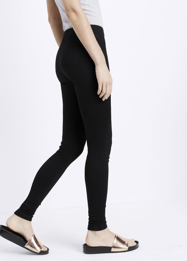 Scrunched Ankle Leggings