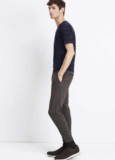 Interlock Knit Jogger