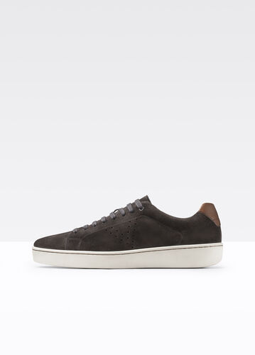 Simon Sport Suede Sneaker