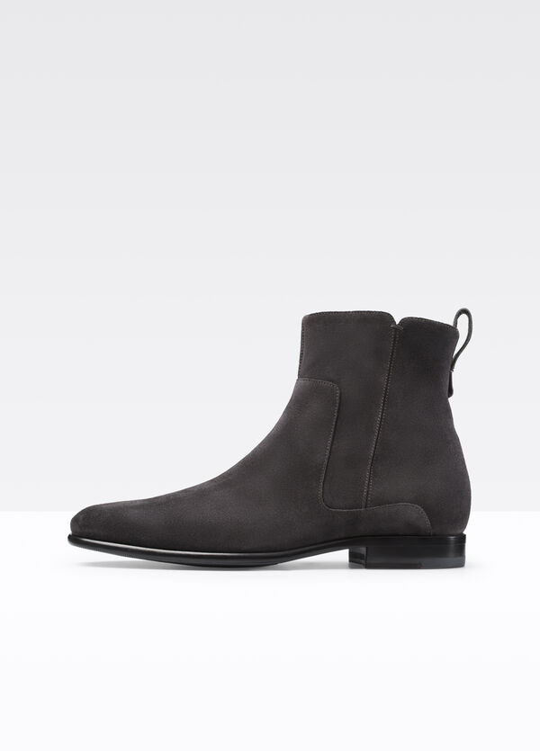 Andes Suede Boot