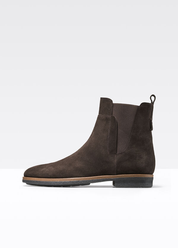Harvey Sport Suede Chelsea Boot