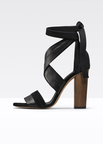 Beatrice Block Heeled Sandal