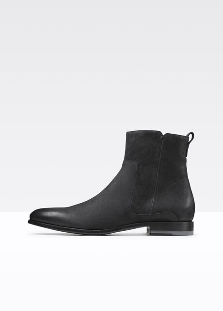 Andes Washed Nubuck Boot