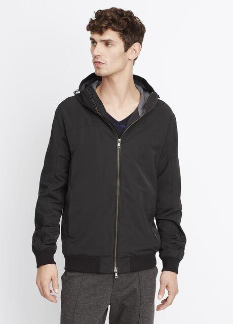 Highline Nylon Scuba Jacket