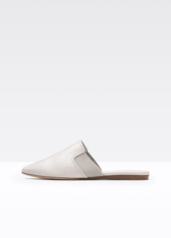 Nadette Leather Slide