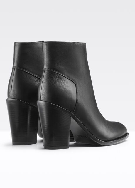 Ennis Leather Ankle Boot