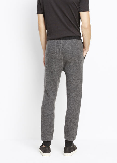 Luxe Lounge Wool Cashmere Sweatpant
