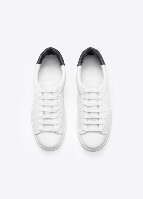 Varin Mixed Media Sneaker